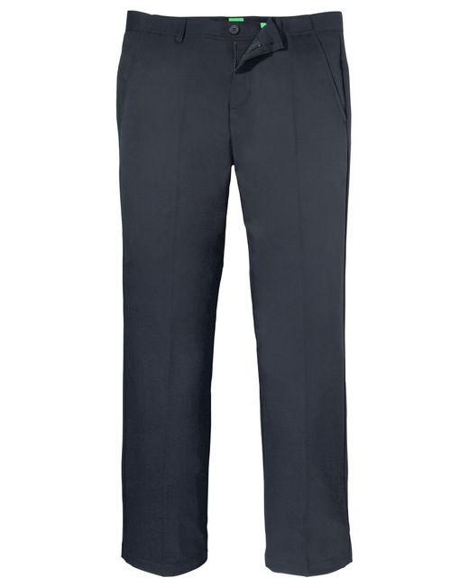 BOSS Green | Blue Golf Trousers In Fabric Blend: 'hakan 7' for Men | Lyst