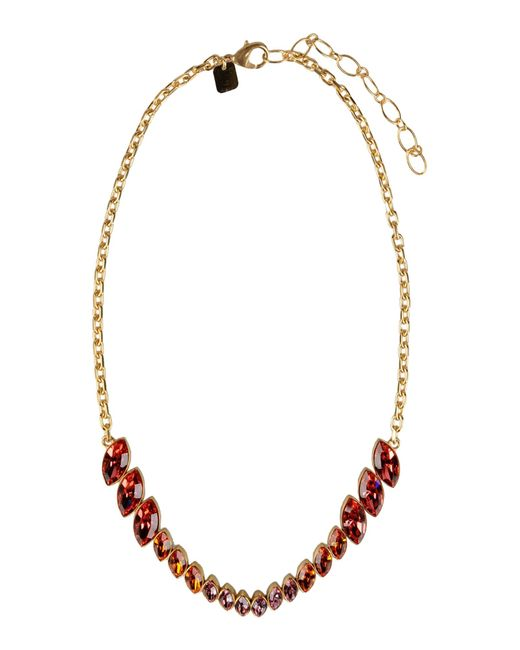 Ca&Lou | Orange Necklace | Lyst