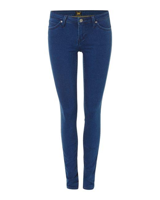 Super Low Rise Jeans