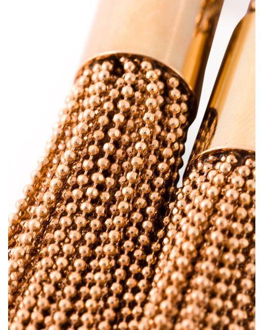 Rosantica | Metallic 'itaca' Lariat Necklace | Lyst