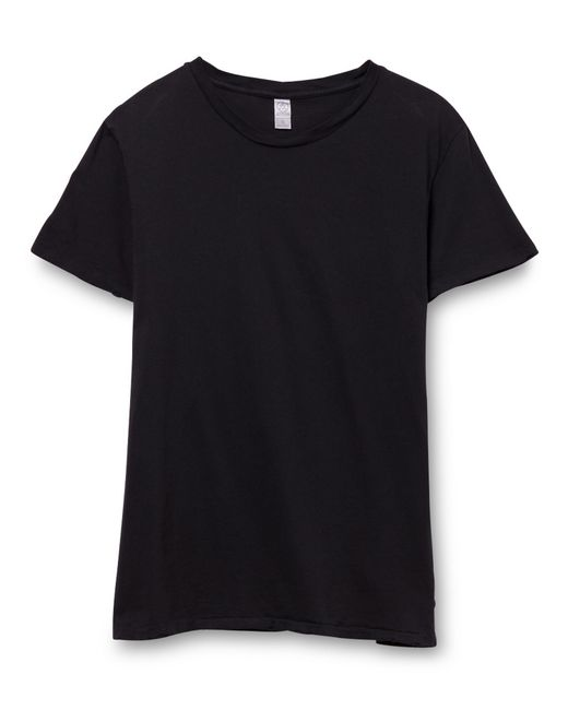 Alternative Apparel | Black Heritage Garment Dyed Distressed T-shirt for Men | Lyst