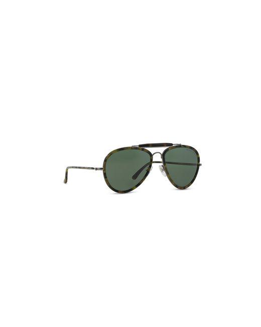 Pink Pony | Green Vintage Pilot Sunglasses for Men | Lyst