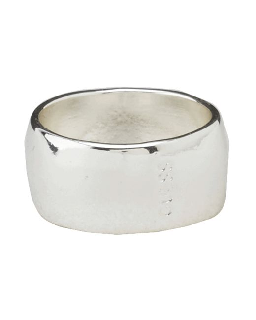 Guess | Metallic Body Ring | Lyst