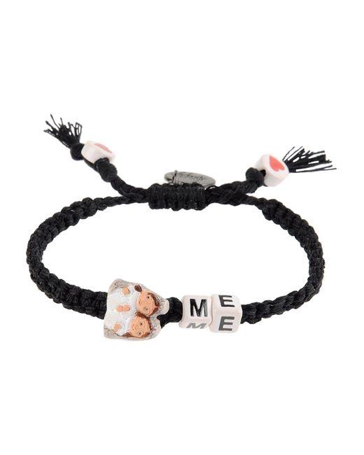 Venessa Arizaga | Black Bracelet | Lyst