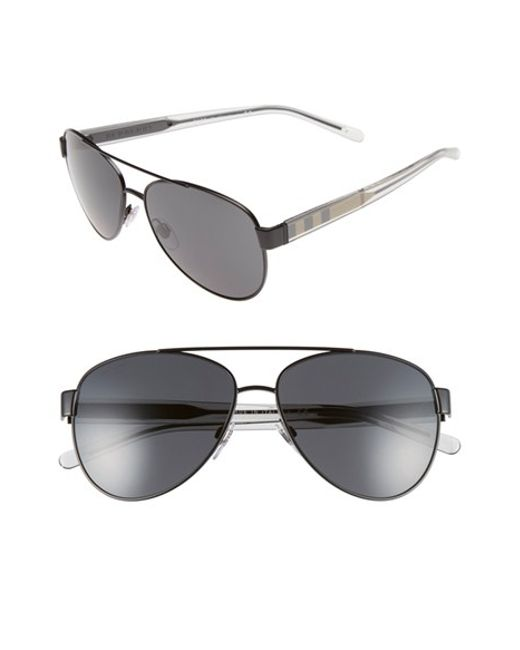 c242b187e89 Burberry Aviator Sunglasses Mens
