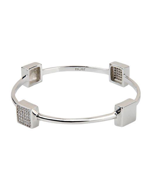 Noir Jewelry | Metallic Bracelet | Lyst