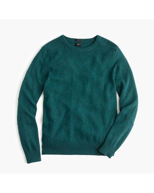 J.Crew | Green Slim Softspun Sweater for Men | Lyst