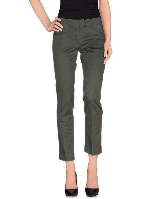 Dondup | Green Casual Pants | Lyst