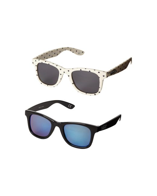 Vans | White Janelle Hipster Two-pack Sunglasses | Lyst