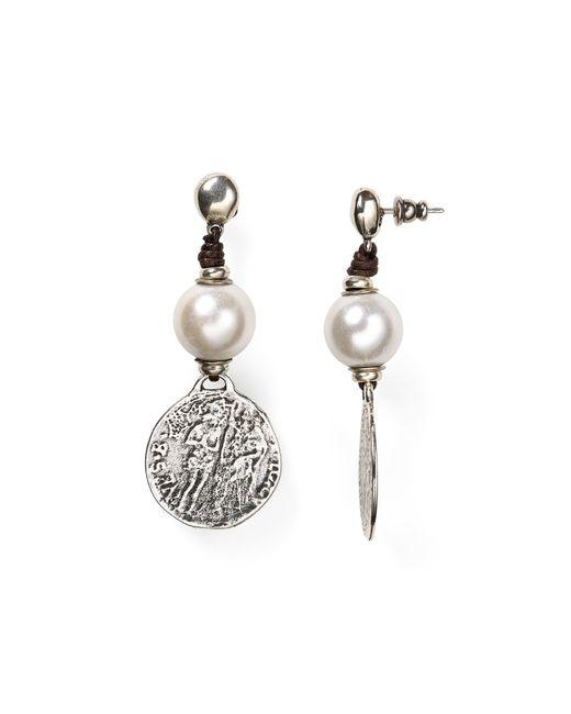 Uno De 50 | Metallic Alexandria Earrings | Lyst