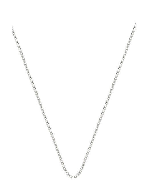 Monica Vinader   Metallic Rolo Chain 18 Inch   Lyst