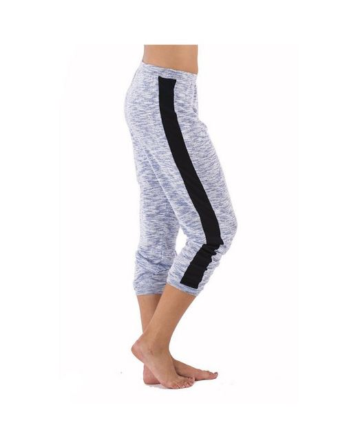 Electric Yoga Sweat It Out Pant In Blue