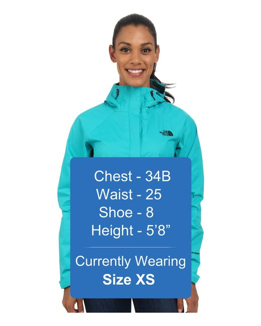The North Face | Green Venture Jacket | Lyst