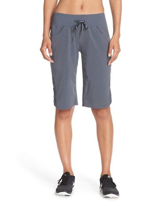 Zella 'city' Shorts In Gray