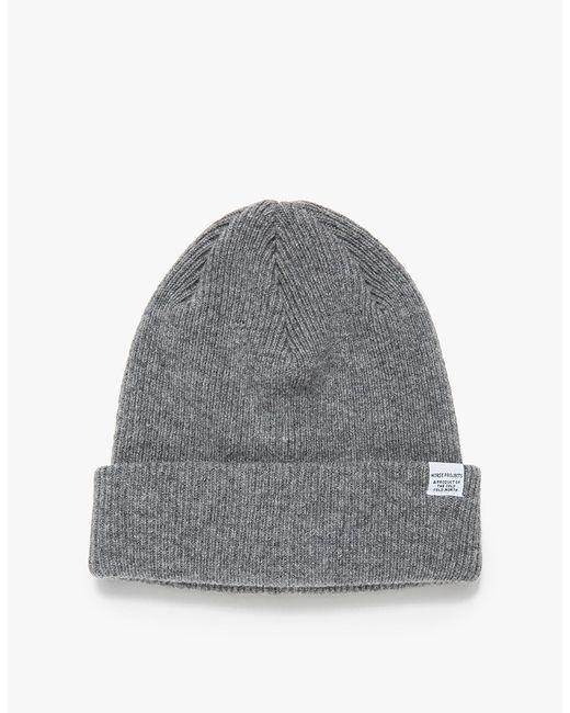 Norse Projects   Gray Norse Beanie for Men   Lyst