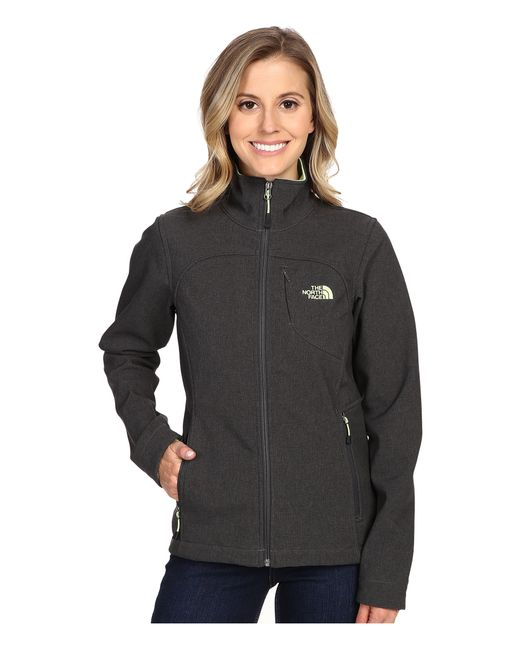 The North Face | Gray Apex Bionic Jacket | Lyst