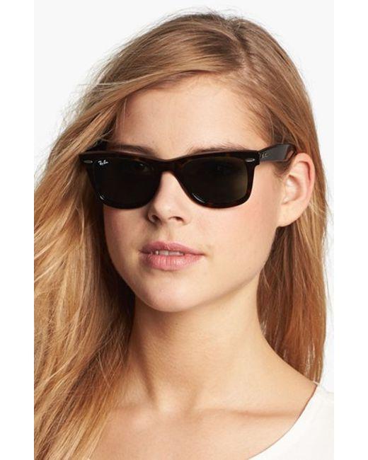 8189fab2b3 Ray Ban Classic Wayfarer 50mm Polarized Sunglasses « Heritage Malta