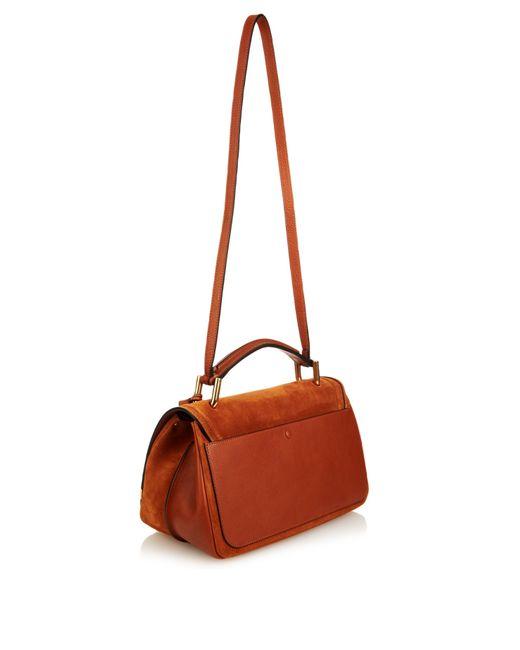 chloe handbags knockoffs - Chlo�� Indy Medium Leather Shoulder Bag in Brown (TAN) | Lyst