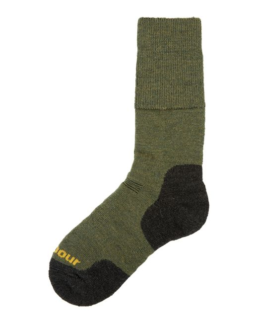 Barbour | Green Cragg Boot Sock for Men | Lyst