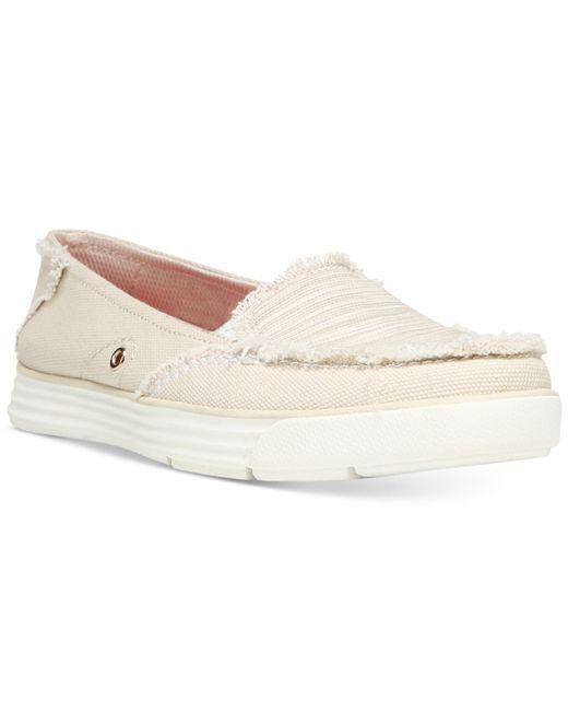 Dr Scholls Waverly Slip on Sneakers In White Smoke Lyst