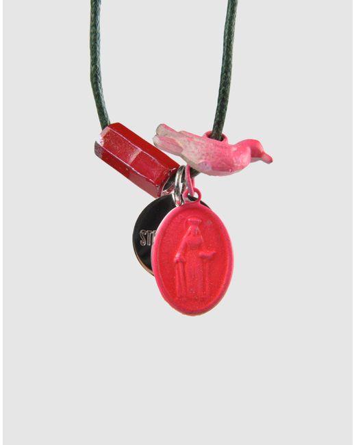 Stefania Pia | Metallic Necklace | Lyst