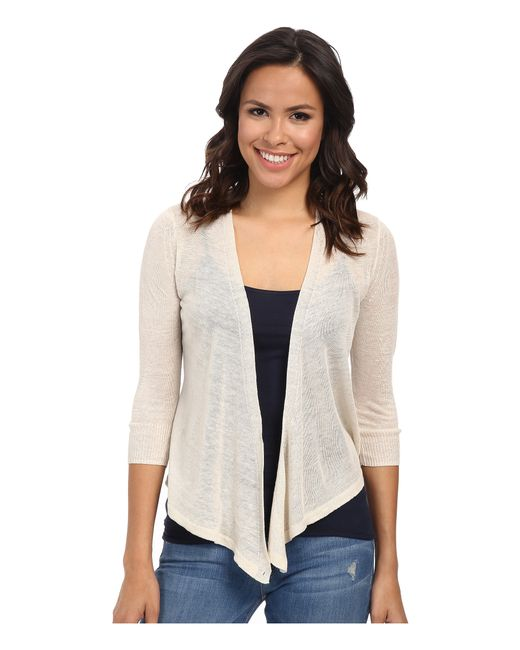 NIC+ZOE | Natural 4-way Cardy | Lyst