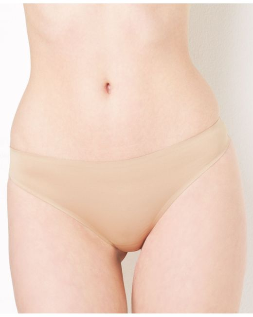 B.tempt'd | Natural By Wacoal B.sleek Thong 976218 | Lyst