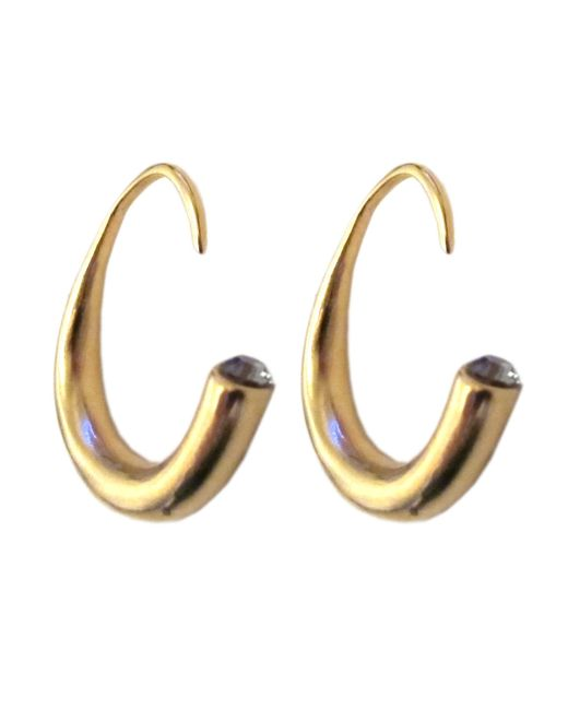 Jill Golden | Metallic Montgomery Earring | Lyst
