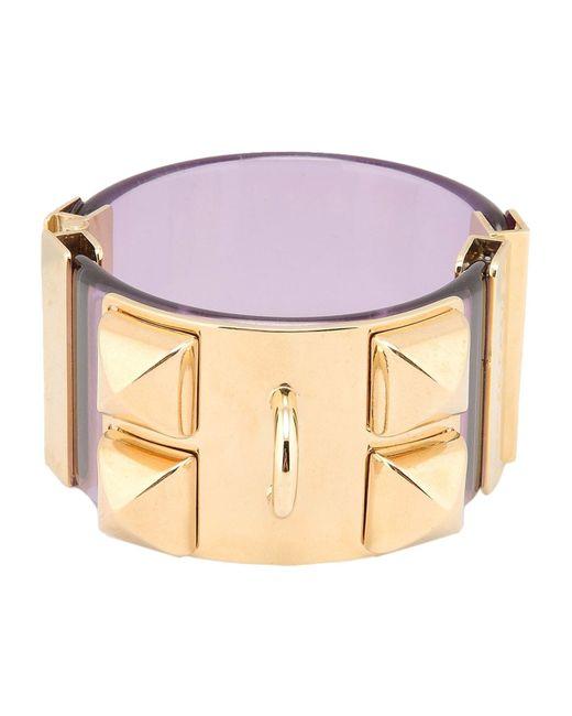 Hervê Guyel | Purple Bracelet | Lyst