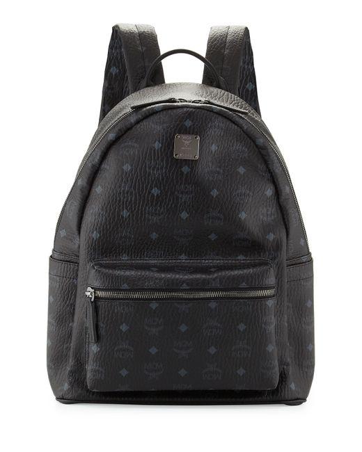 MCM | Blue Stark Side-stud Mini Backpack | Lyst