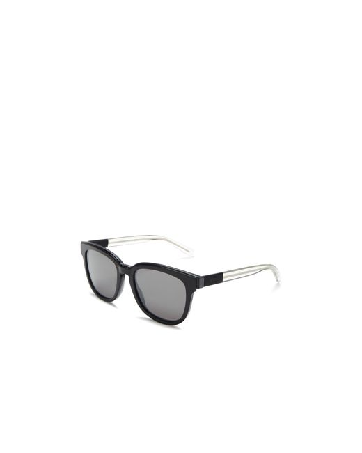 Dior Homme | Multicolor Black Tie 213 Rectangle Sunglasses, 52mm for Men | Lyst