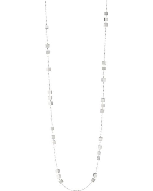Georg Jensen | Metallic Aria Sterling Silver Sautoir Necklace | Lyst