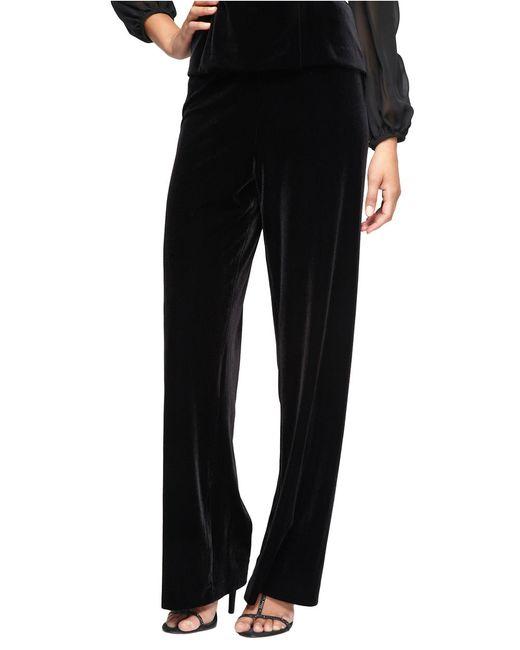 Womens Elastic Waist Jeans Petite