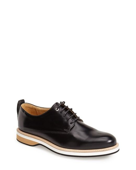 Want Les Essentiels De La Vie | Black 'montoro' Derby for Men | Lyst