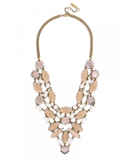 BaubleBar   Pink Fiji Bib-opal   Lyst