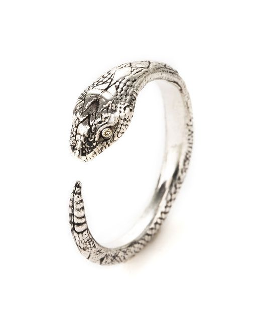 Pamela Love | Metallic Serpent Ring | Lyst