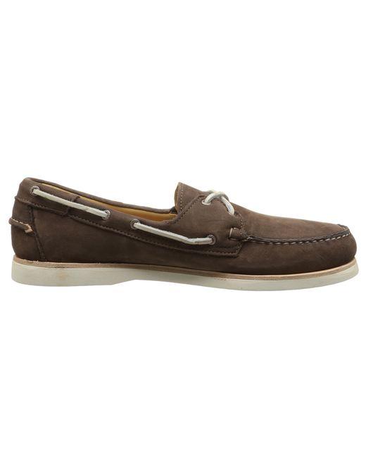 Sebago | Brown Crest Docksides for Men | Lyst