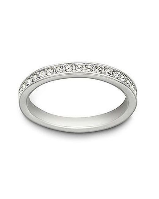 Swarovski | Metallic Rare Ring | Lyst