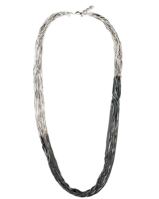 Iosselliani | 'black Hole Sun' Long Necklace | Lyst