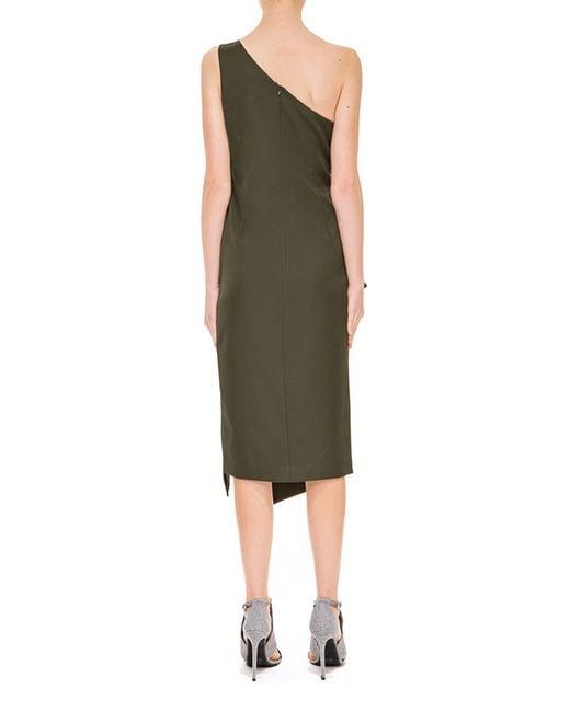 Keepsake | Natural Keepsake Inhibitions Dress In Khaki | Lyst