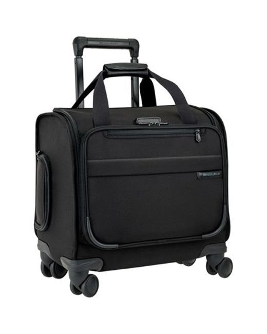 Briggs & Riley | Black 'cabin' Spinner Carry-on for Men | Lyst