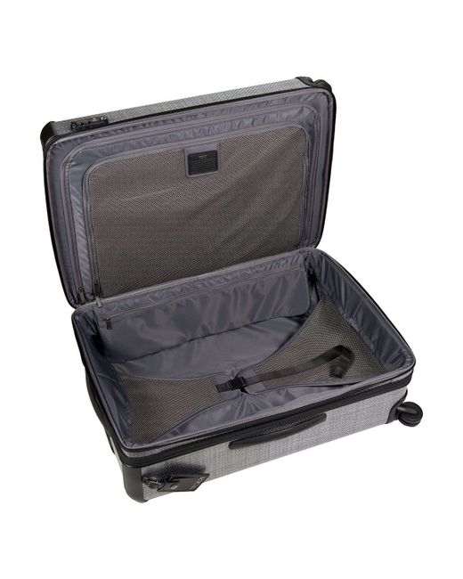Tumi | Metallic Graphite Tegra-lite Max Medium-trip Packing Case for Men | Lyst