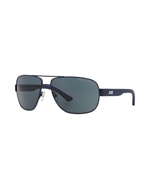 f54c8e4452b Armani Exchange Glasses For Men
