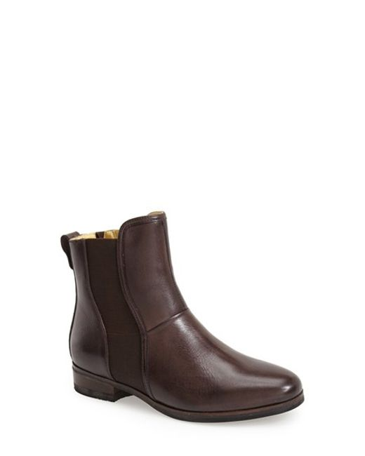 Bussola | Brown 'libby' Bootie | Lyst