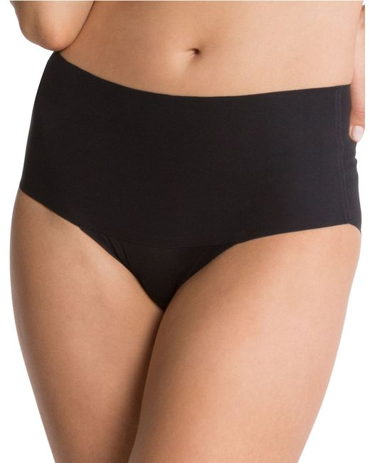 Spanx | Black Undie-tectable Brief | Lyst