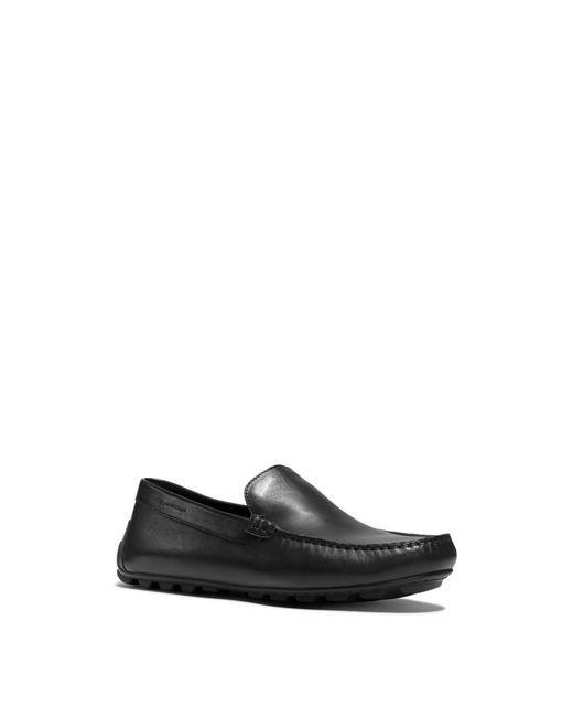 Michael Kors | Black William Leather Loafer for Men | Lyst