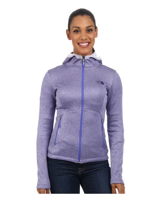The North Face | Purple Agave Hoodie | Lyst