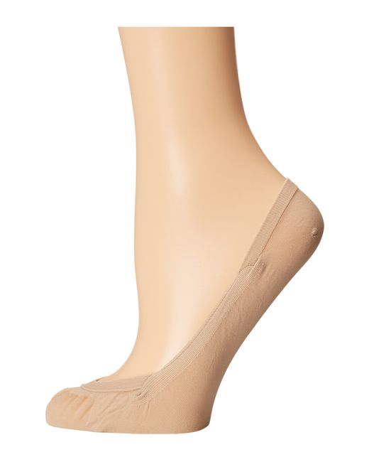 Falke | Brown Elegant Step Invisible Socks | Lyst