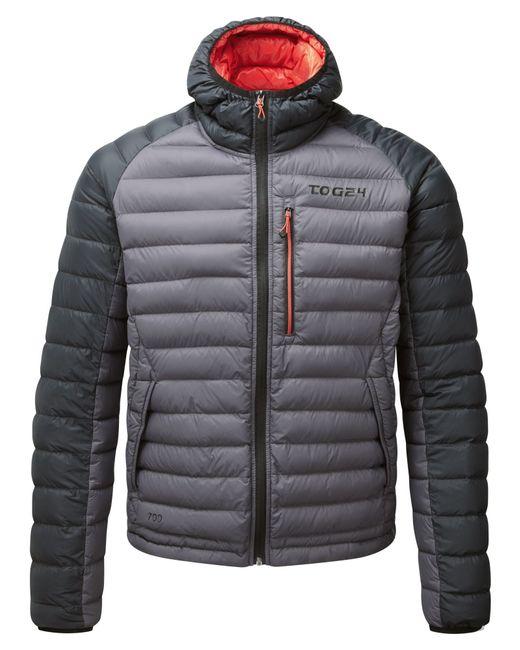 Tog 24 Solaris Mens Down Jacket In Gray For Men Lyst