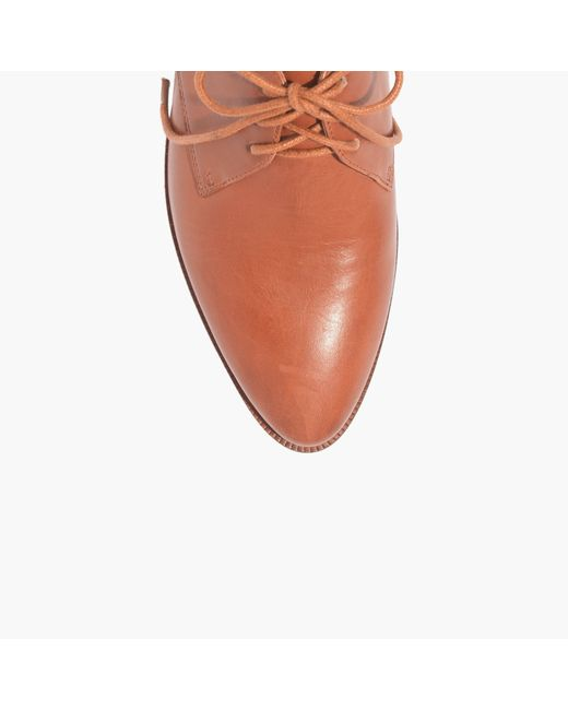 Madewell | Natural The Jess Oxford | Lyst